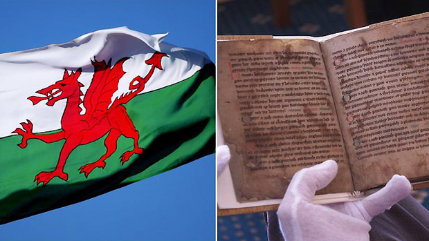 New book about the early history of the Welsh language finally published – in Welsh