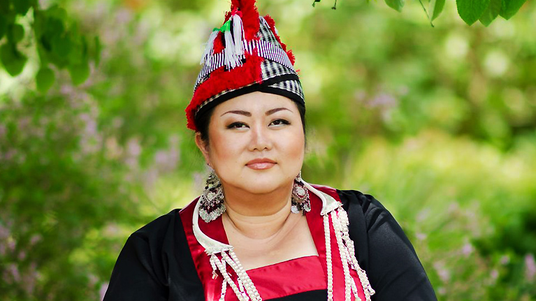 Meet The Woman Who Created An App To Save Her Endangered Language