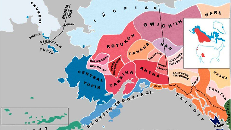 Indigenous languages are a bedrock of Alaska Native culture, but they are disappearing fast