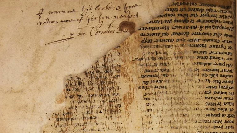 Rediscovered Medieval Manuscript Offers New Twist on Arthurian Legend
