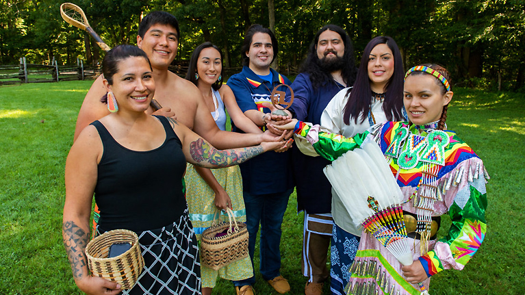 Cherokee fight to save language from extinction